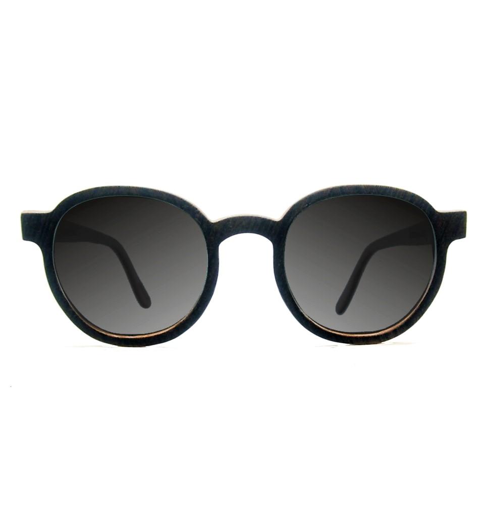 Ξύλινα Γυαλιά Billy in Grey Mat