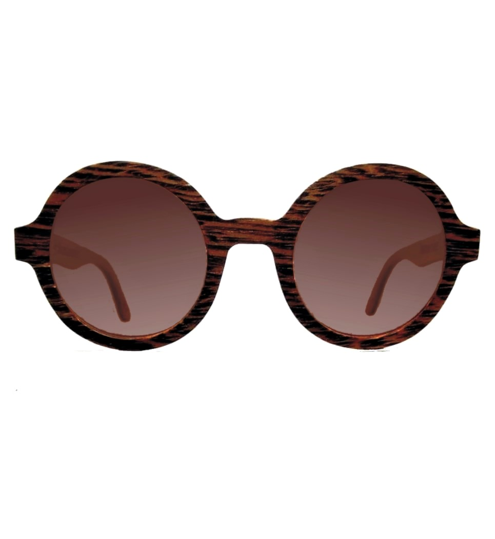 Ξύλινα Γυαλιά Marilyn in Wenge