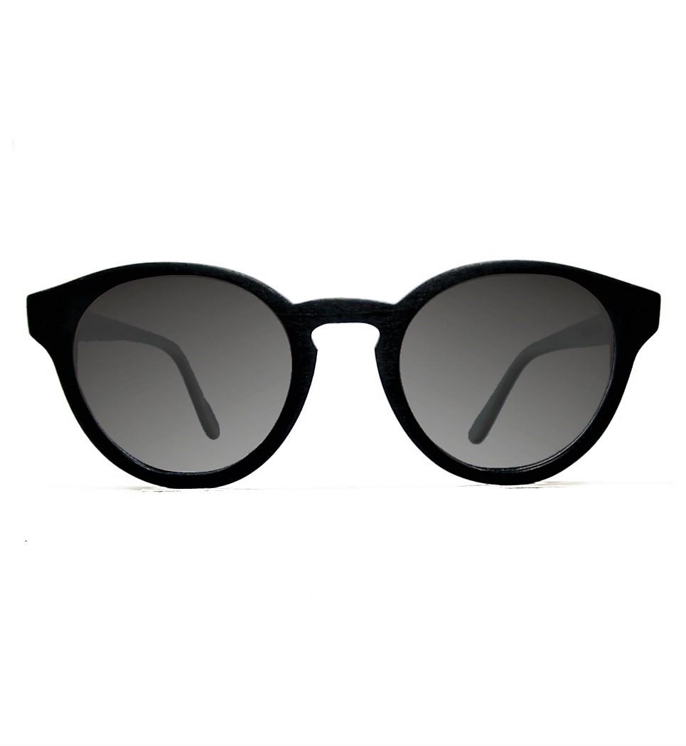 Ξύλινα Γυαλιά Joe in Black Tulip