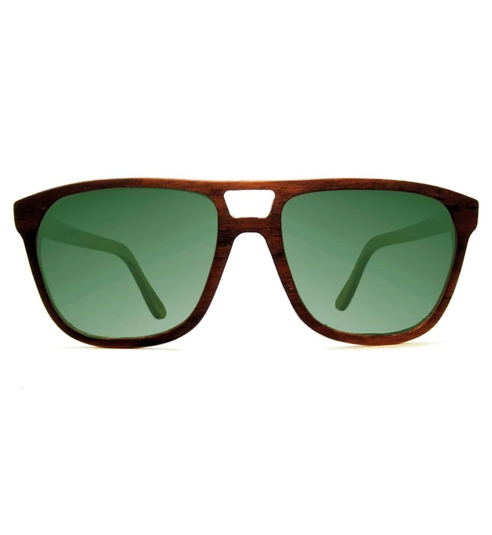 Ξύλινα Γυαλιά Justin in Etimoe