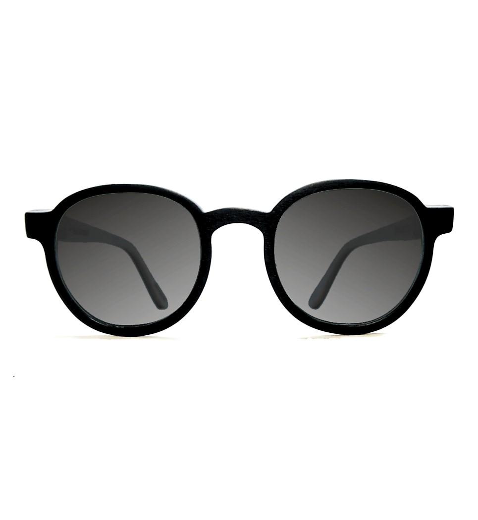 Ξύλινα Γυαλιά Billy in Black Tulip
