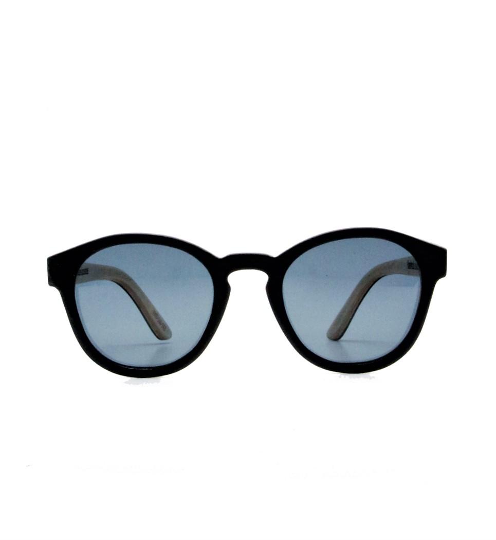 Ξύλινα Γυαλιά Louis in Black Tulip